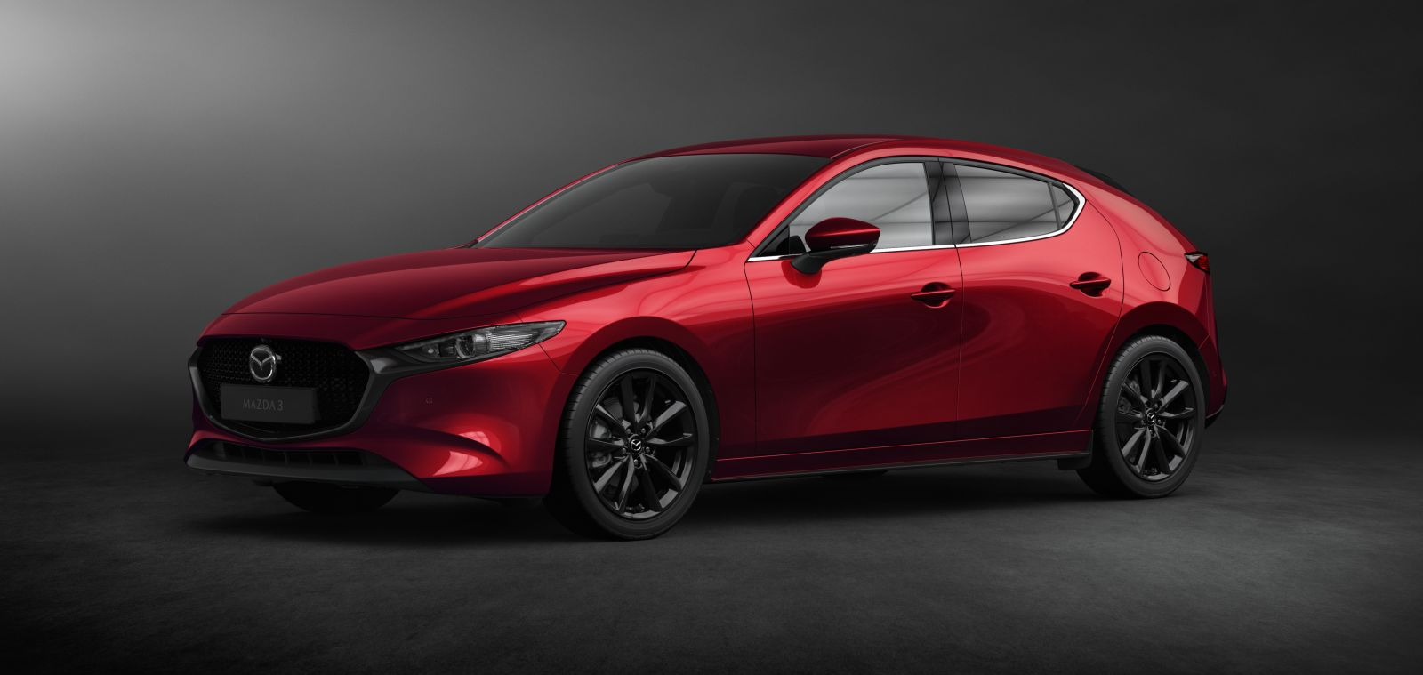 prezzi e informazioni nuova mazda 3 m hybrid 2019. Black Bedroom Furniture Sets. Home Design Ideas
