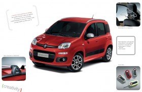 fiat panda metano prezzi brochure. Black Bedroom Furniture Sets. Home Design Ideas