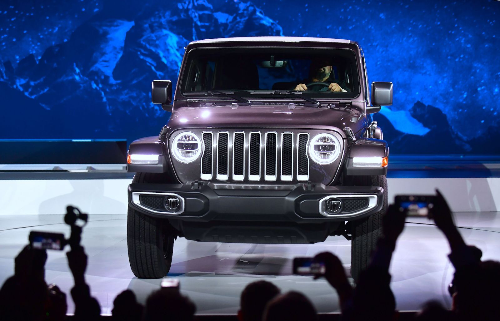 Nuova Jeep Wrangler 2018 al Salone di Los Angeles