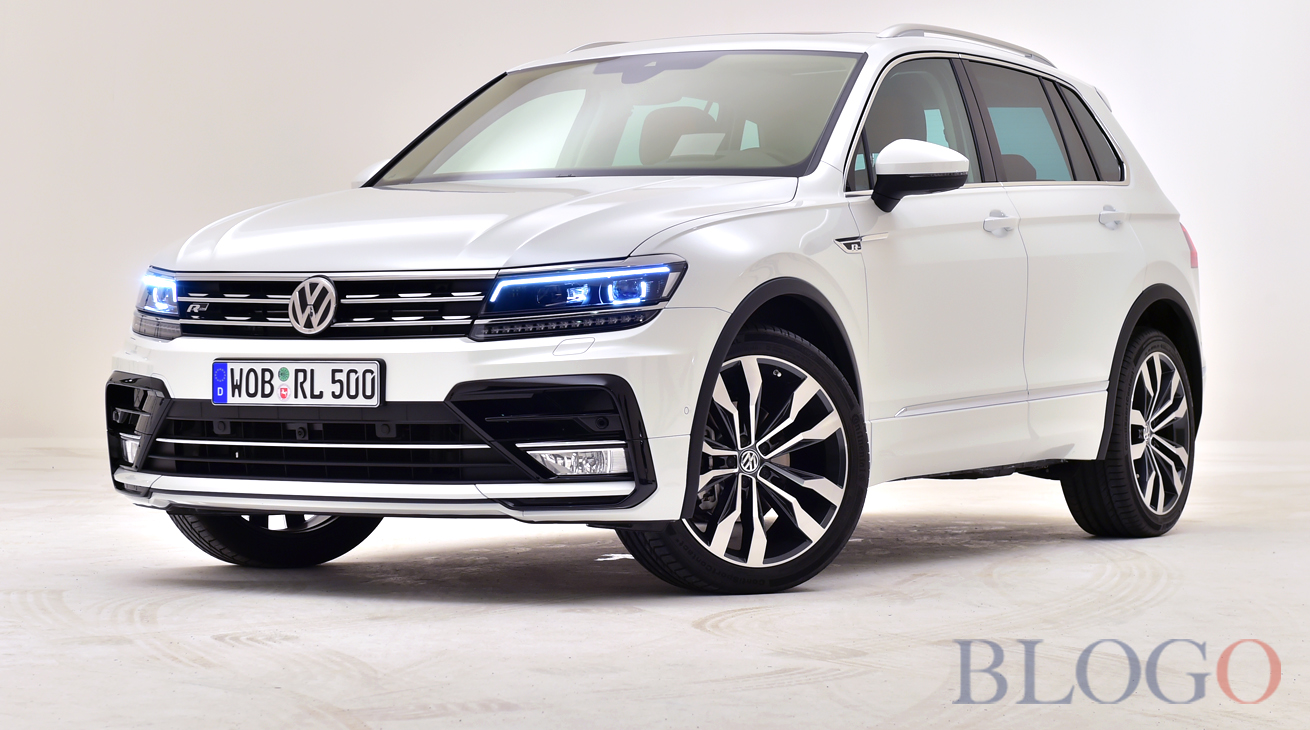 volkswagen tiguan 2016 foto e caratteristiche. Black Bedroom Furniture Sets. Home Design Ideas