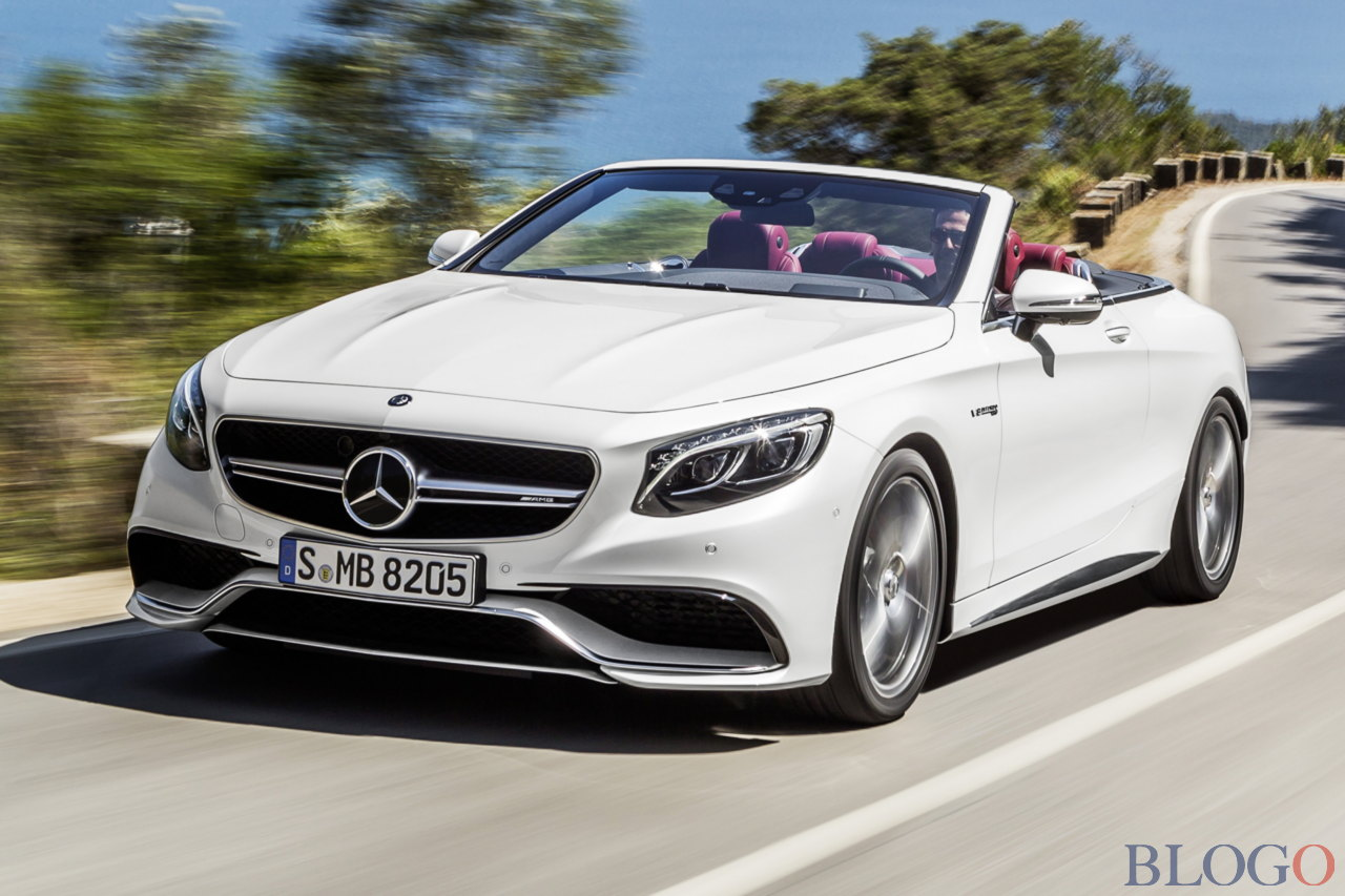 mercedes classe s cabriolet 2016 video foto e. Black Bedroom Furniture Sets. Home Design Ideas