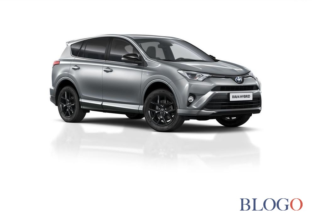toyota rav4 hybrid 2018 i nuovi allestimenti. Black Bedroom Furniture Sets. Home Design Ideas