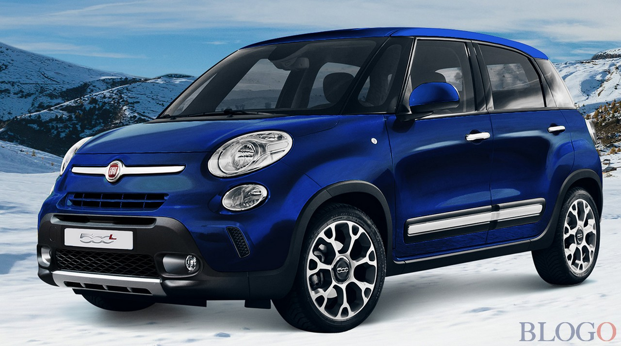 fiat 500x winter edition fiat 500l winter edition foto prezzi caratteristiche. Black Bedroom Furniture Sets. Home Design Ideas