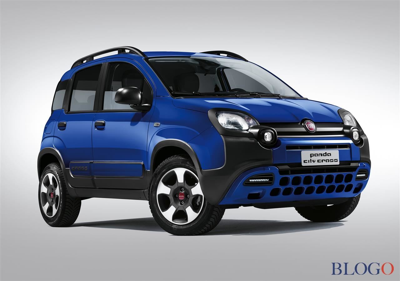 fiat panda 4x4 2017 e fiat panda city cross informazioni foto e prezzo. Black Bedroom Furniture Sets. Home Design Ideas