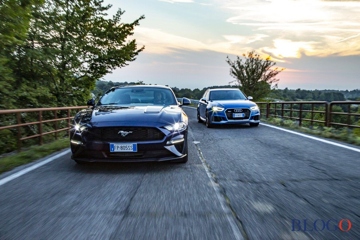 Ford mustang ecoboost alla guida 1 56