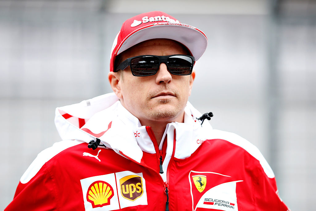 during the Formula One Grand Prix of Austria at Red Bull Ring on July 3, 2016 in Spielberg, Austria.
