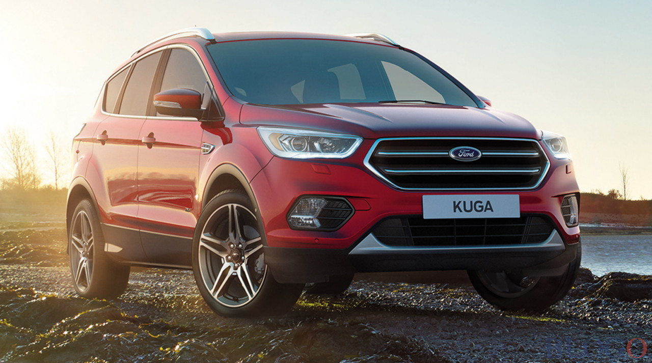 Ford Focus St >> Ford Kuga ST-Line: foto e caratteristiche