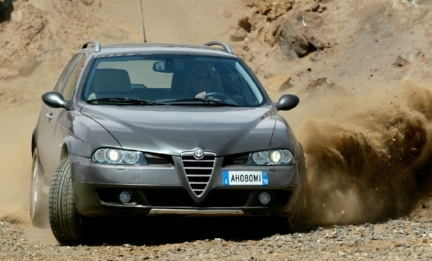 Alfa 156 Crosswagon Q4