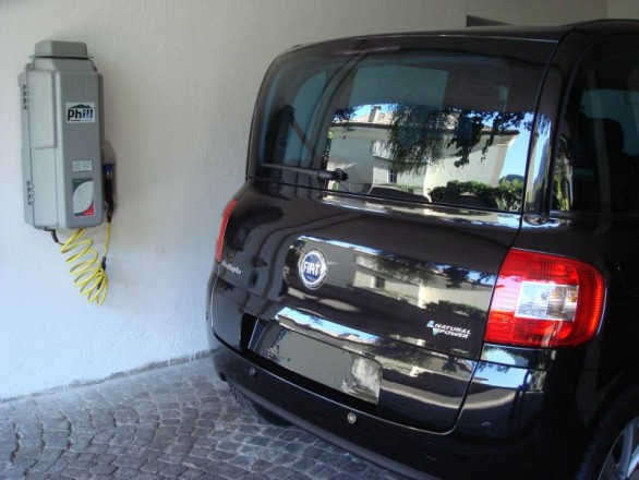 Auto a metano dal governo il via libera al distributore for 8 piani di casa garage per auto