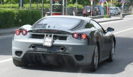Ferrari F430 CS (o Light Pista): nuove foto
