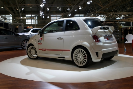Fiat 500 by MS Design1