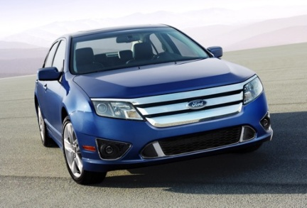 Ford Fusion my2010