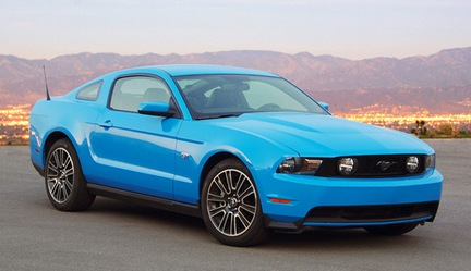 Ford Mustang GT my2010