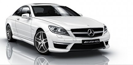 Mercedes CL AMG restyling
