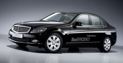 ginevra 2008 mercedes classe c blueefficiency. Black Bedroom Furniture Sets. Home Design Ideas