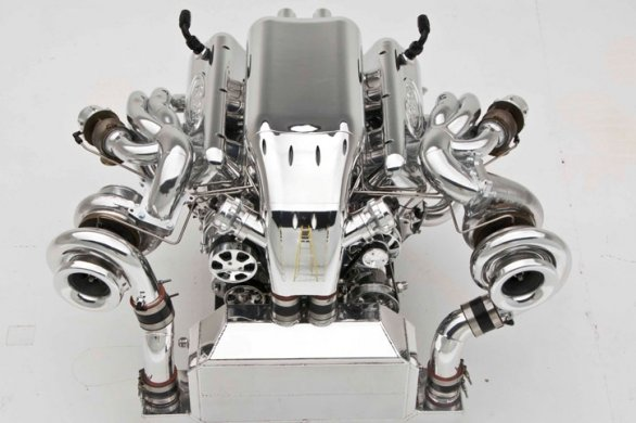 Nelson Racing Engines V8 10.4