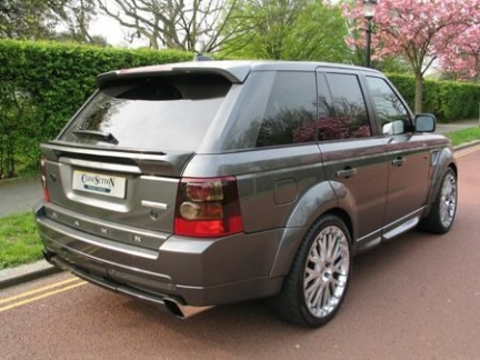 Range Rover Sport by Project Kahn Stage 3