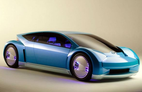 Toyota Fine-S Concept Fuel Cell 2006