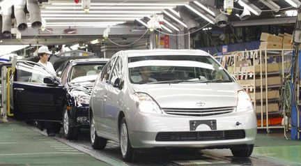 Toyota production