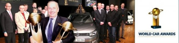 World Car of The Year 2011