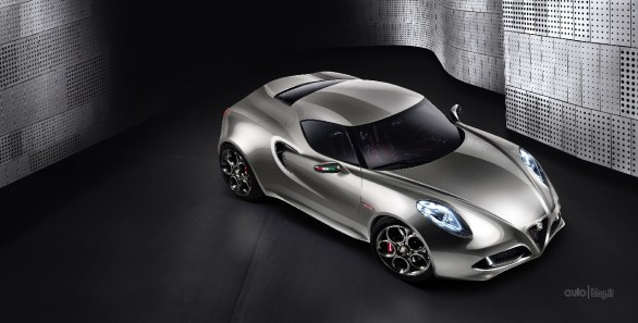 Alfa Romeo 4C Wallpaper