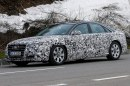 Audi A8 restyling nuove foto spia