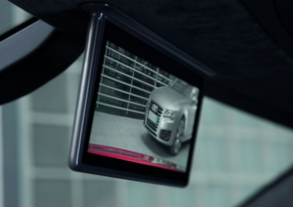 Audi Digital Rear View Mirror