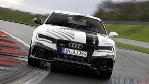 Audi RS7 Sportback Piloted Driving Concept