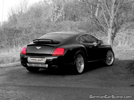 Bentley Continental GT by Project Kahn