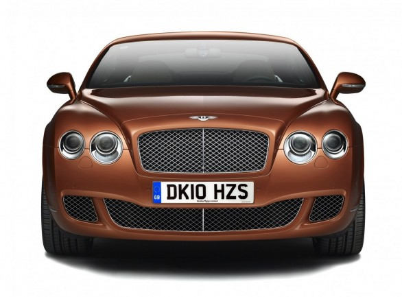 Bentley Continental Flying Spur Speed China e Continental GT Design Series China: salone di Pechino 2010