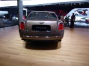 Bentley Continental GT Speed Convertible - Salone di Detroit 2013