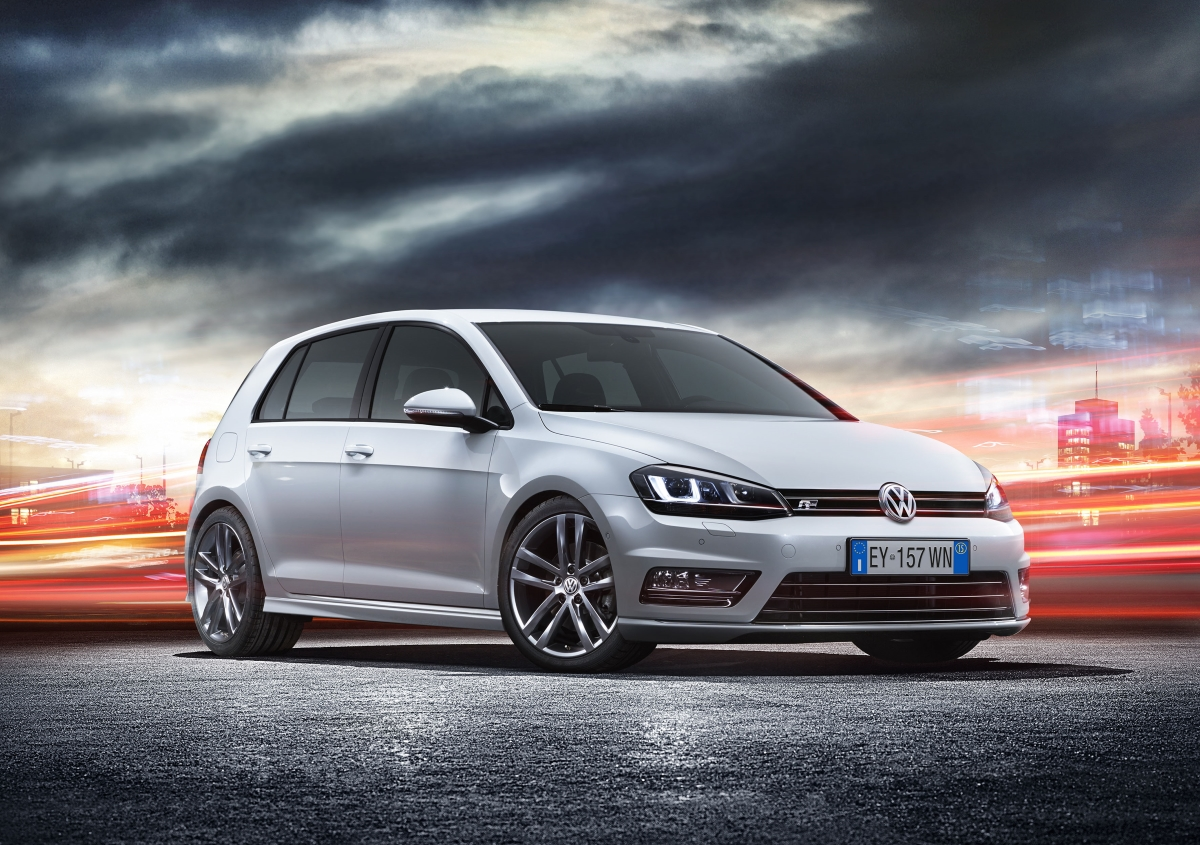 volkswagen golf sport edition il backstage dello spot. Black Bedroom Furniture Sets. Home Design Ideas