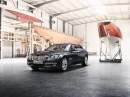 BMW 760Li Sterling Robbe & Berking