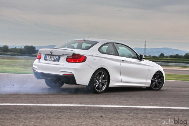 Bmw m235i review top gear
