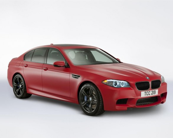 BMW M3 ed M5 M Performance Edition