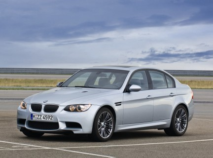 Bmw M3 sedan facelift