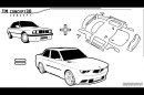 BMW Serie 3 E30 by TMCars