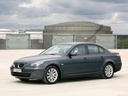Bmw Serie 5 Security