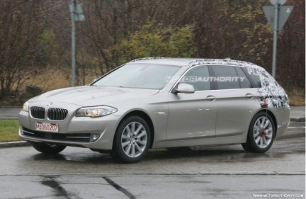 Bmw Serie 5 Touring F11