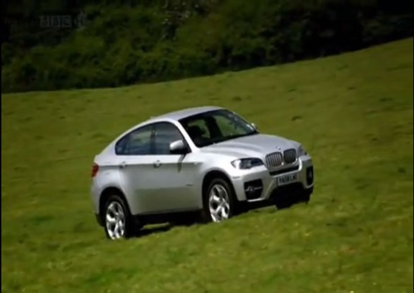 BMW X6 Epic Fail