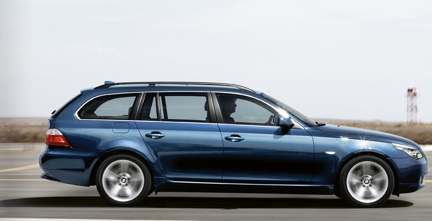 BMW Serie 5 Touring facelift