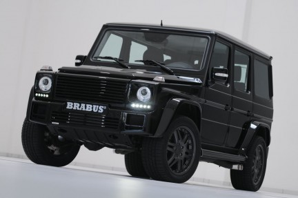 ginevra 2009 brabus classe g v12 s biturbo. Black Bedroom Furniture Sets. Home Design Ideas