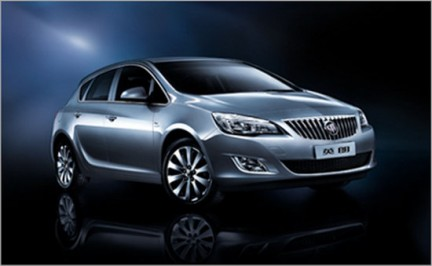 Buick Excelle