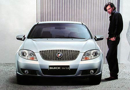 Buick Excelle 2007