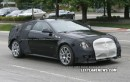 Cadillac CTS-V Coupé: nuove foto spia