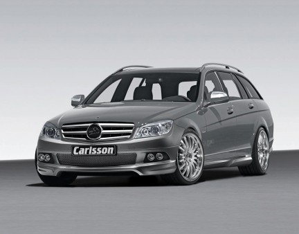 carlsson mercedes classe c station wagon. Black Bedroom Furniture Sets. Home Design Ideas