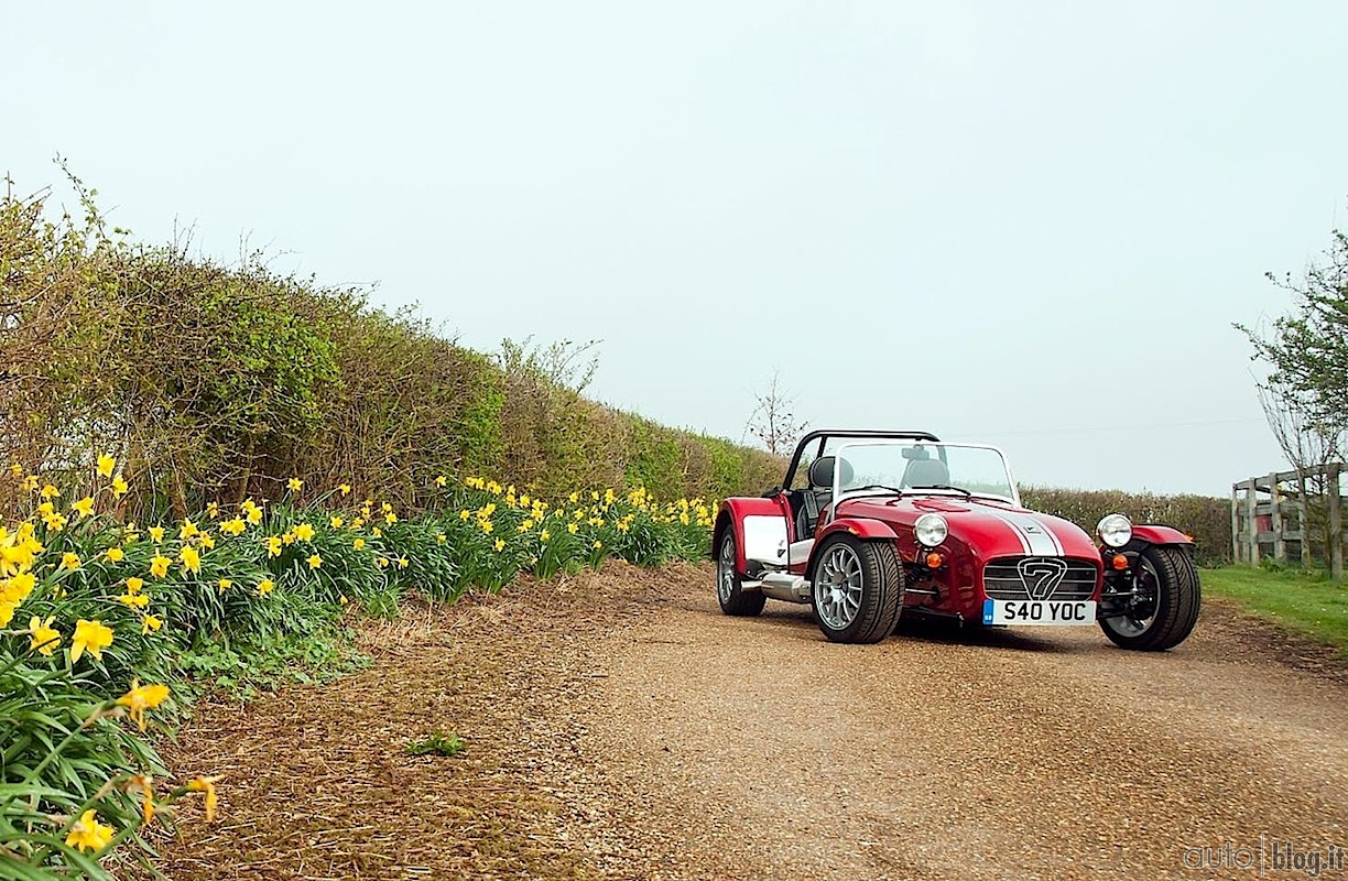 Caterham Seven Limited Edition 40th Anniversary