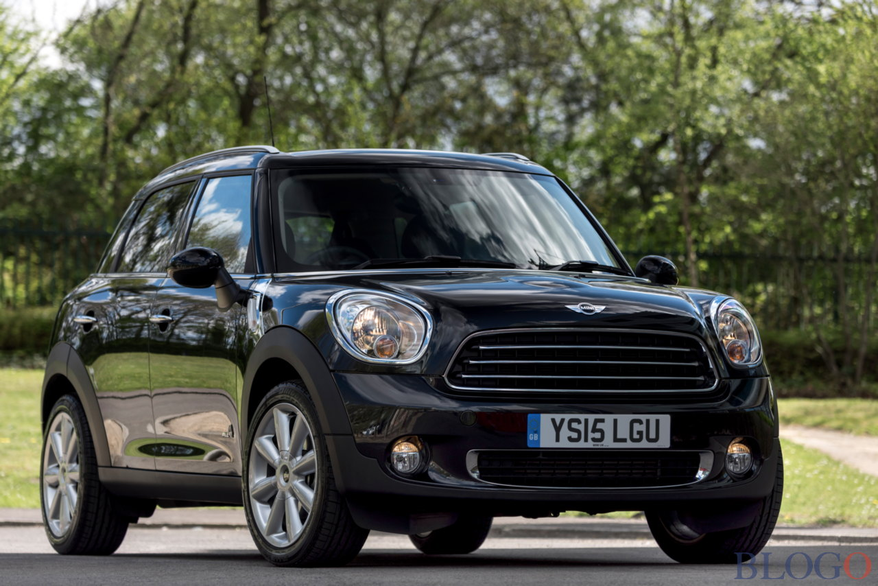 mini countryman cooper d all4 business. Black Bedroom Furniture Sets. Home Design Ideas