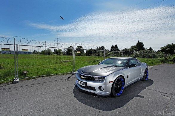 Chevrolet Camaro by Wimmer RS & Audiovox