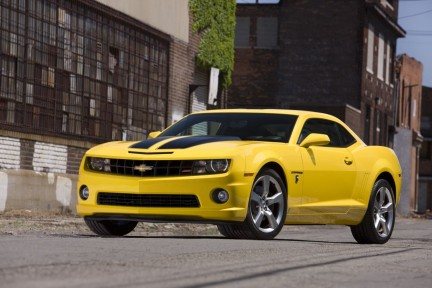Chevrolet Camaro Transofrmers Special Edition